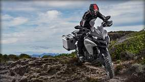 Multistrada 1200 Enduro - Ducati Off-Road