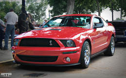 2007 Shelby GT500 Ford Mustang