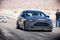 2013 Gray Ford Focus ST