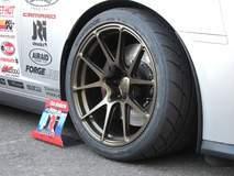 JDP Motorsports Stage V Track Spec Camaro SS on Forgeline GA1R Open Lug Cap Edition Wheels