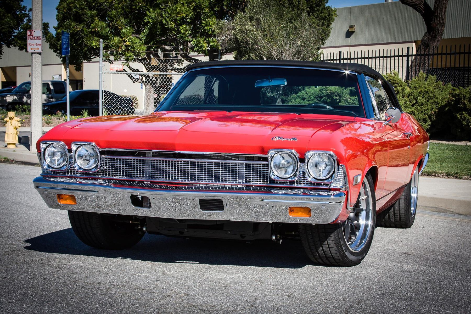 1968 Chevrolet Chevelle | Chevelle Convertible by JCG on Forgeline ZX3R Wheels
