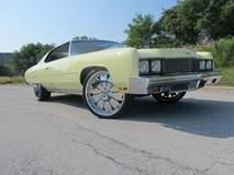 1970 Chevy Caprice