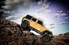 Jeep Wrangler w/ F58
