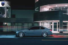 BMW M4 - Gray Side Views