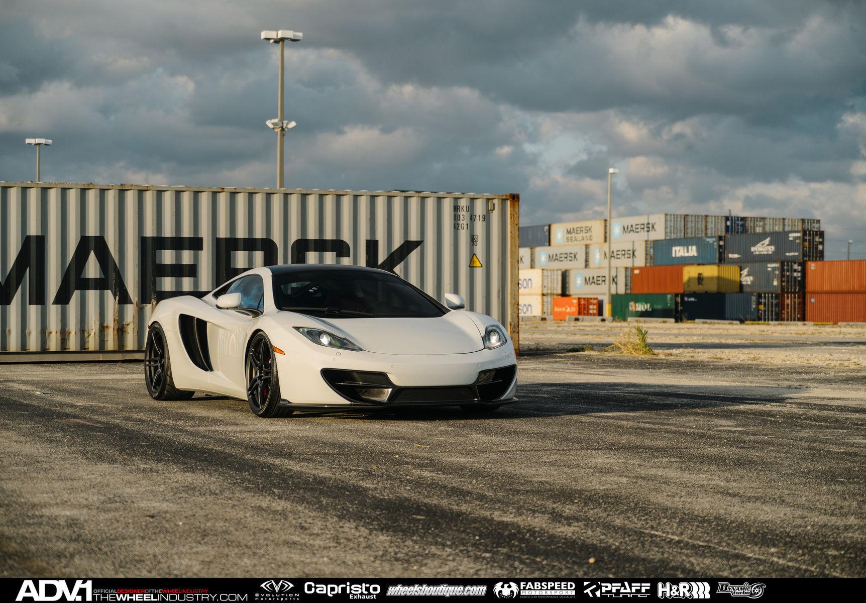 McLaren MP4-12C | McLaren MP4-12C
