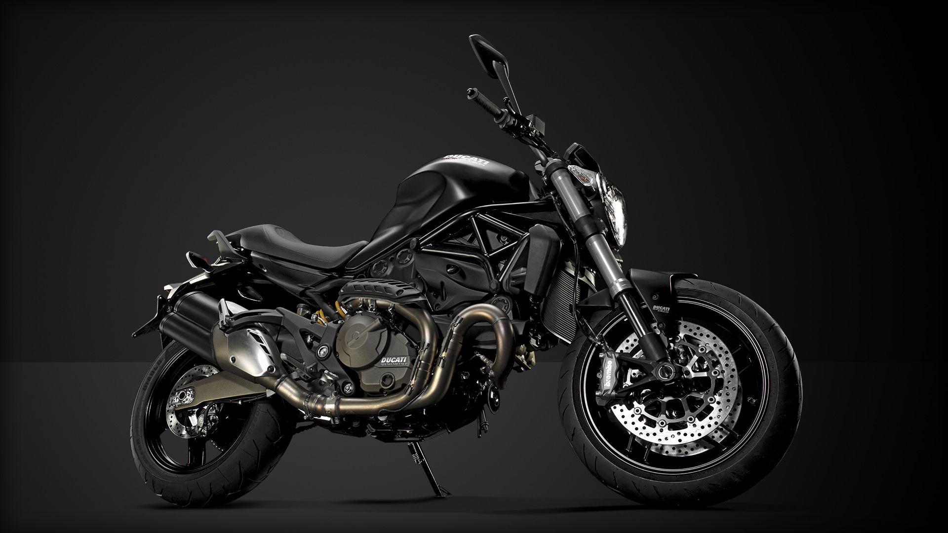 2015 Ducati MONSTER 821 DARK | Ducati Monster 821 Dark