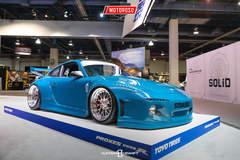 iDL Design Porsche 997 C2S Designed by Kei Miura - SEMA 2016