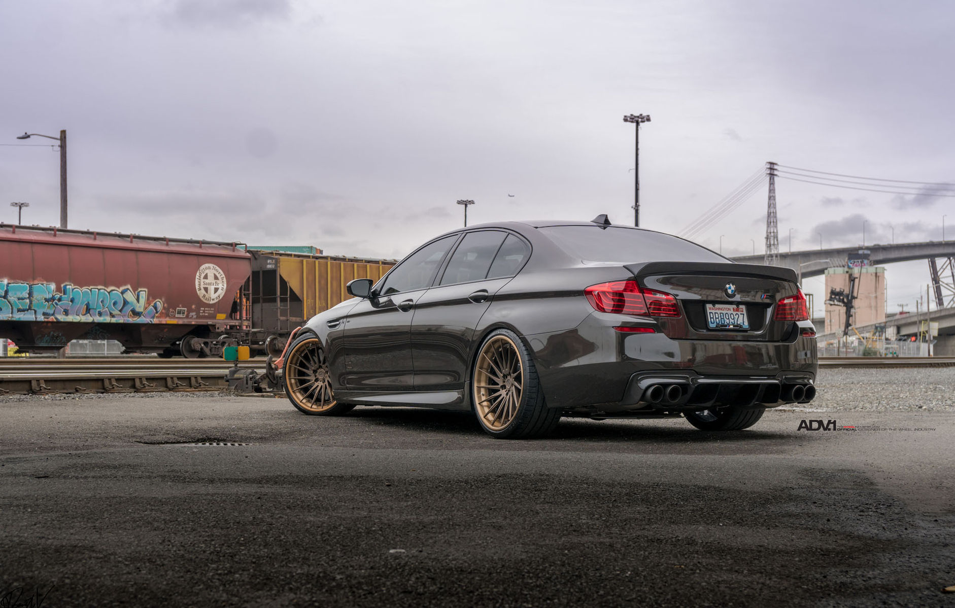 2015 BMW M5 | Black BMW F10 M5