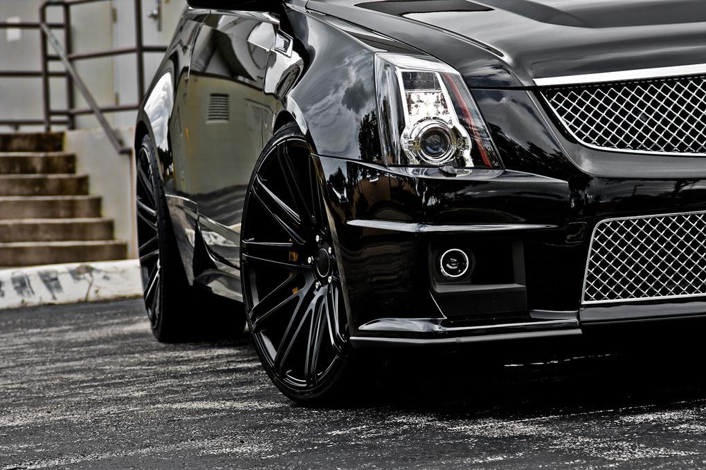 2012 Cadillac CTS-V | '12 Cadillac CTS-V on XO Milan's