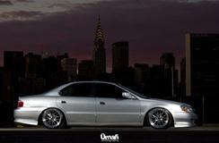 '99 Acura TL on Klutch SL14's