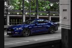 Ford Mustang - Side View