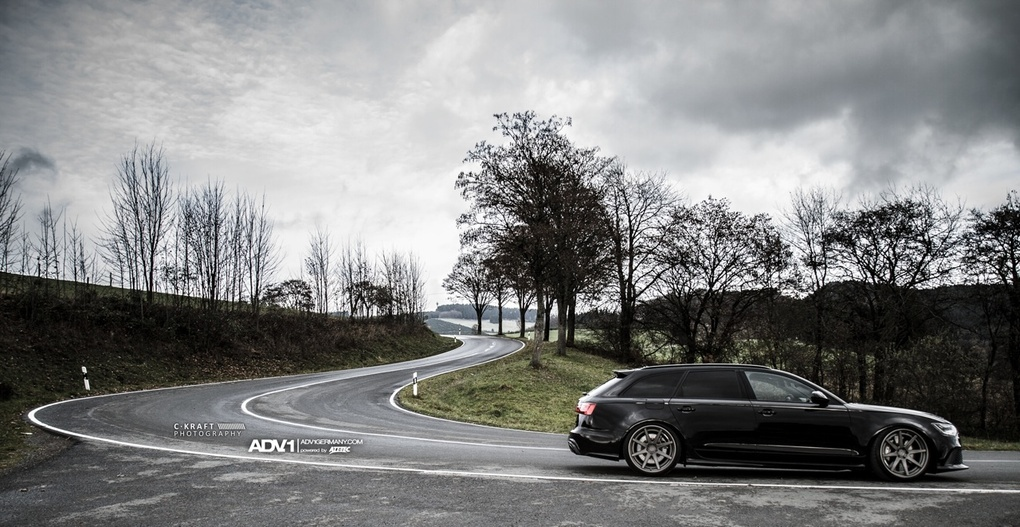 2011 Audi RS 6 | '11 Audi RS6 on ADV.1's