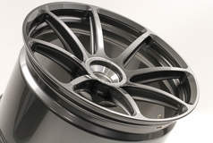 Forgeline One Piece Forged Monoblock GE1 in Graphite