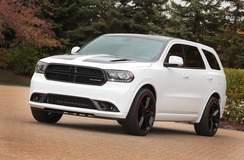 Mopaized Dodge Durango