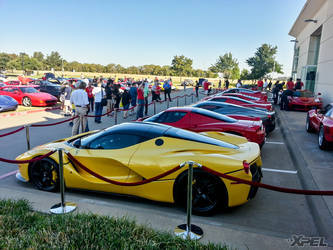 Ferrari Club of America DFW Meet
