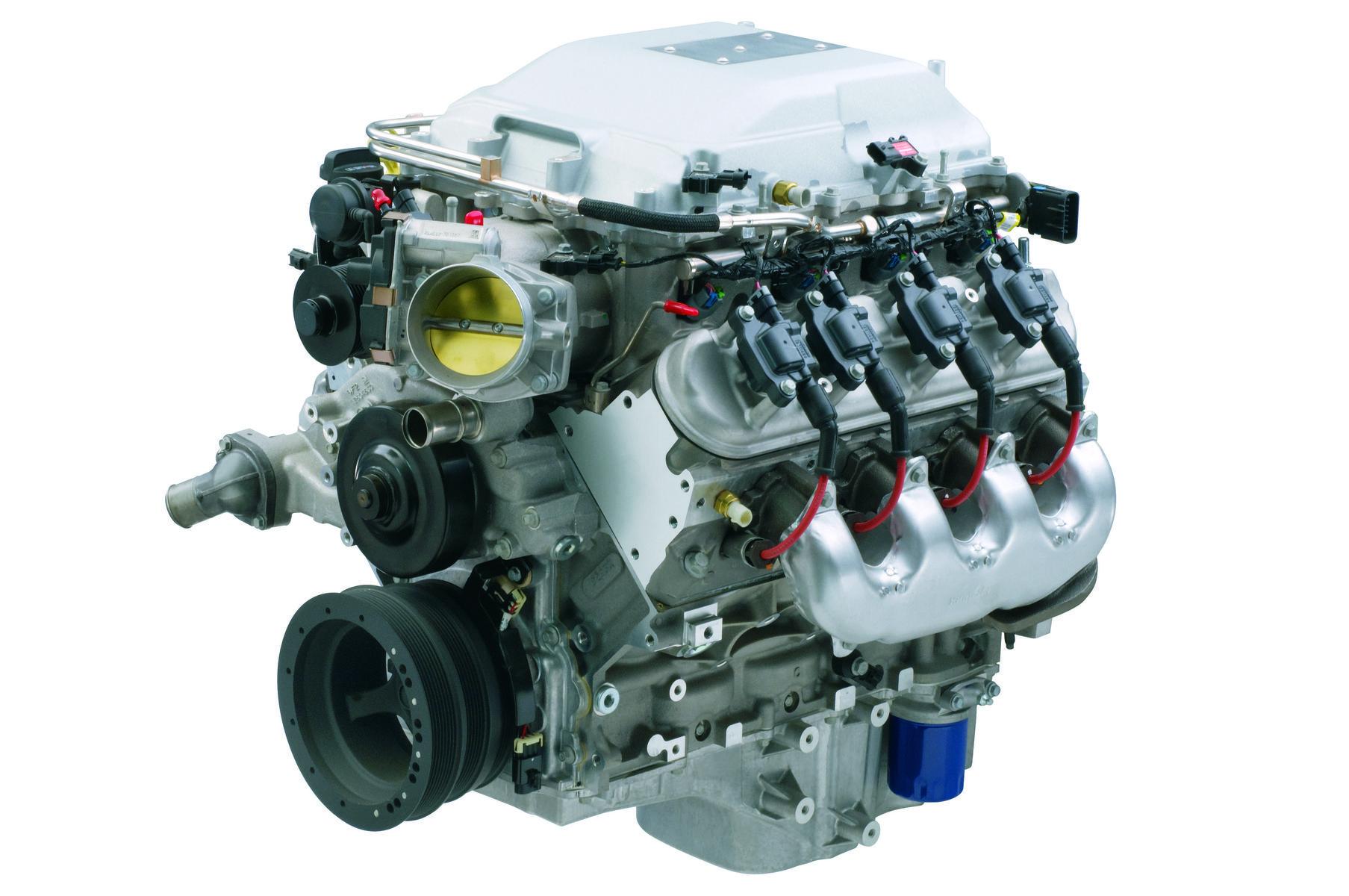 Chevrolet  | LSA 6.2L