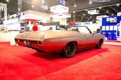 East Bay Muscle Cars 1970 Chevelle Convertible on Center Locking Forgeline RB3C Wheels