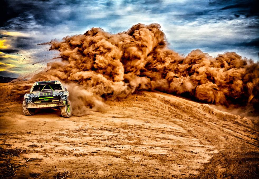 | Ballistic BJ Baldwin Dune fun