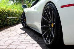 Ferrari 458 Spider (2014) on ADV10 M.V2