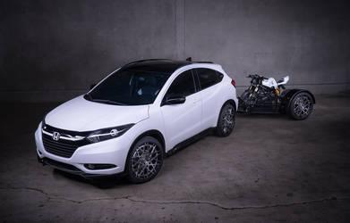 2016 Honda HR-V | 2016 Honda HR-V