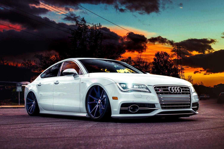 2011 Audi S7   Audi S7