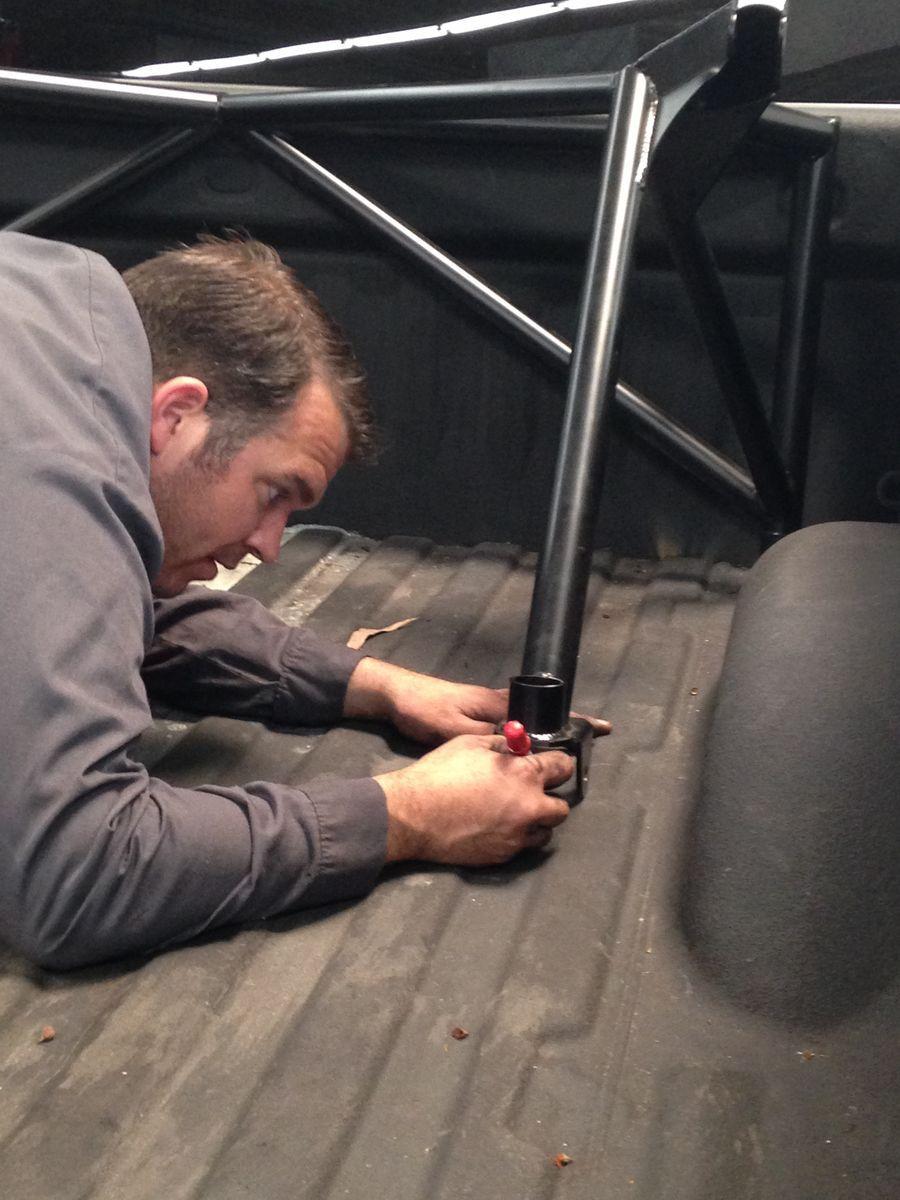 2012 Chevrolet C/K 1500 Series | Chevy Silverado 1500 Off-Road Build - Installation Process