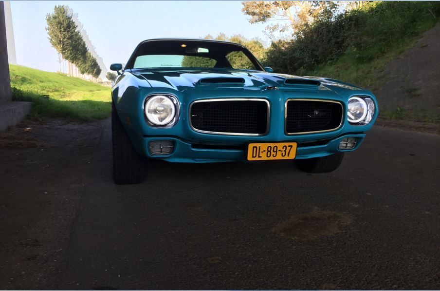 1972 Pontiac Grand Am | GTO In Holland