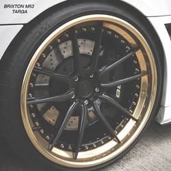 Audi R8 Brixton M53 Targa