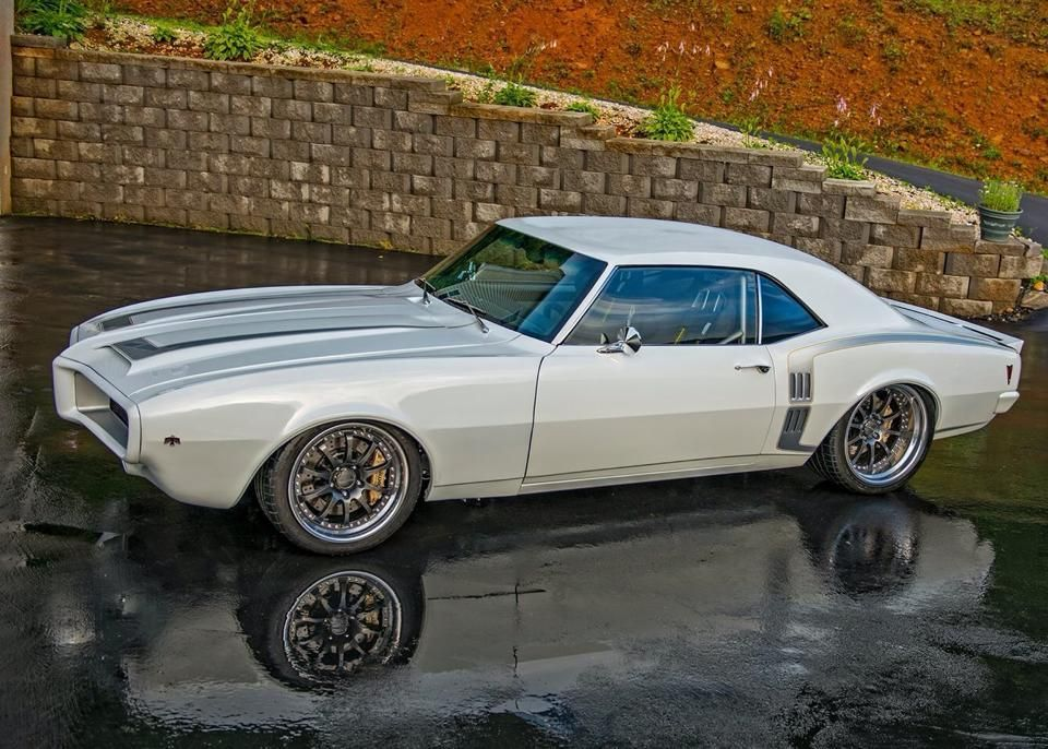 1967 Pontiac Firebird | Doug Hanks'