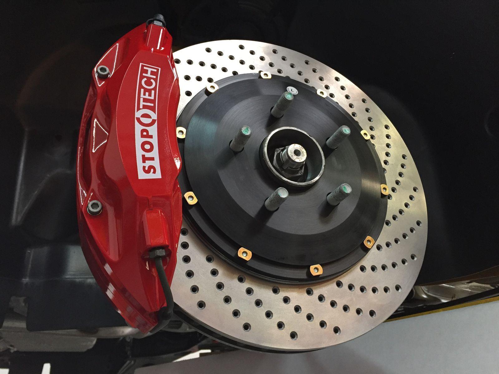 2015 Ford Focus ST | 2015 Focus ST by FSWerks - Brake System