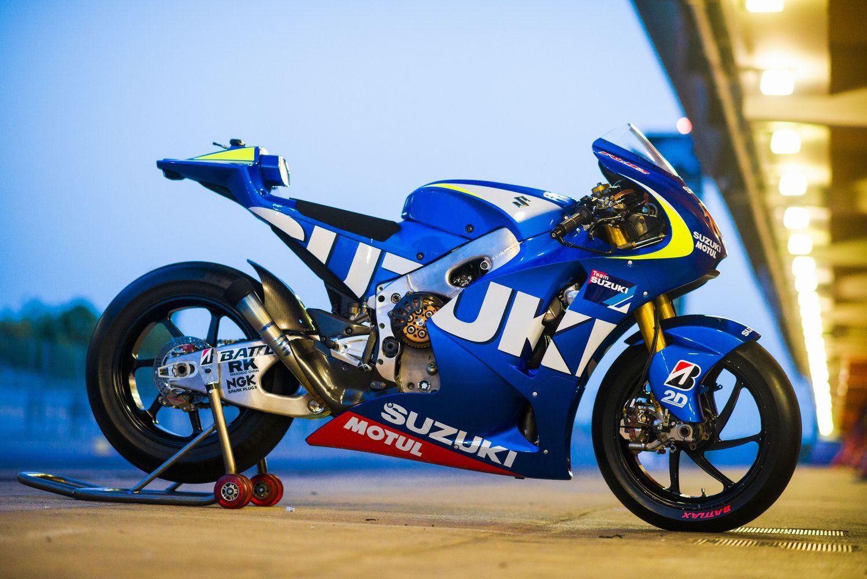 2015 Suzuki    Suzuki XRH-1 MotoGP Machine