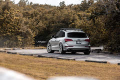 Audi SQ5 on Velgen Wheels VMB8 Matte Silver 20x10.5 All Around