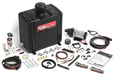 Straight-Shot® water-methanol injection system