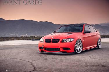BMW E90 335i