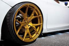 Honda Accord - Wheel Gap