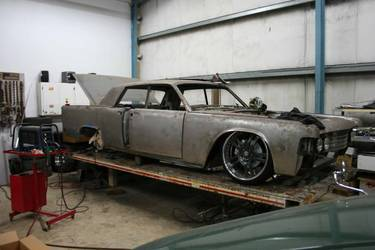 1965 Lincoln Continental | MetalWorks 65 Lincoln build