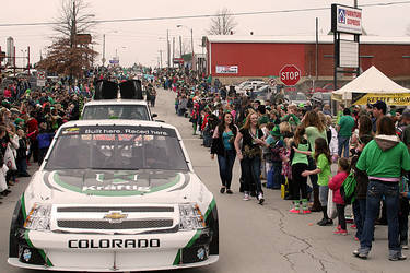 St. Patrick's Day Parade- Rolla, MO