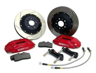 STOPTECH BIG BRAKE KIT - FORD FOCUS ST 2013-2015