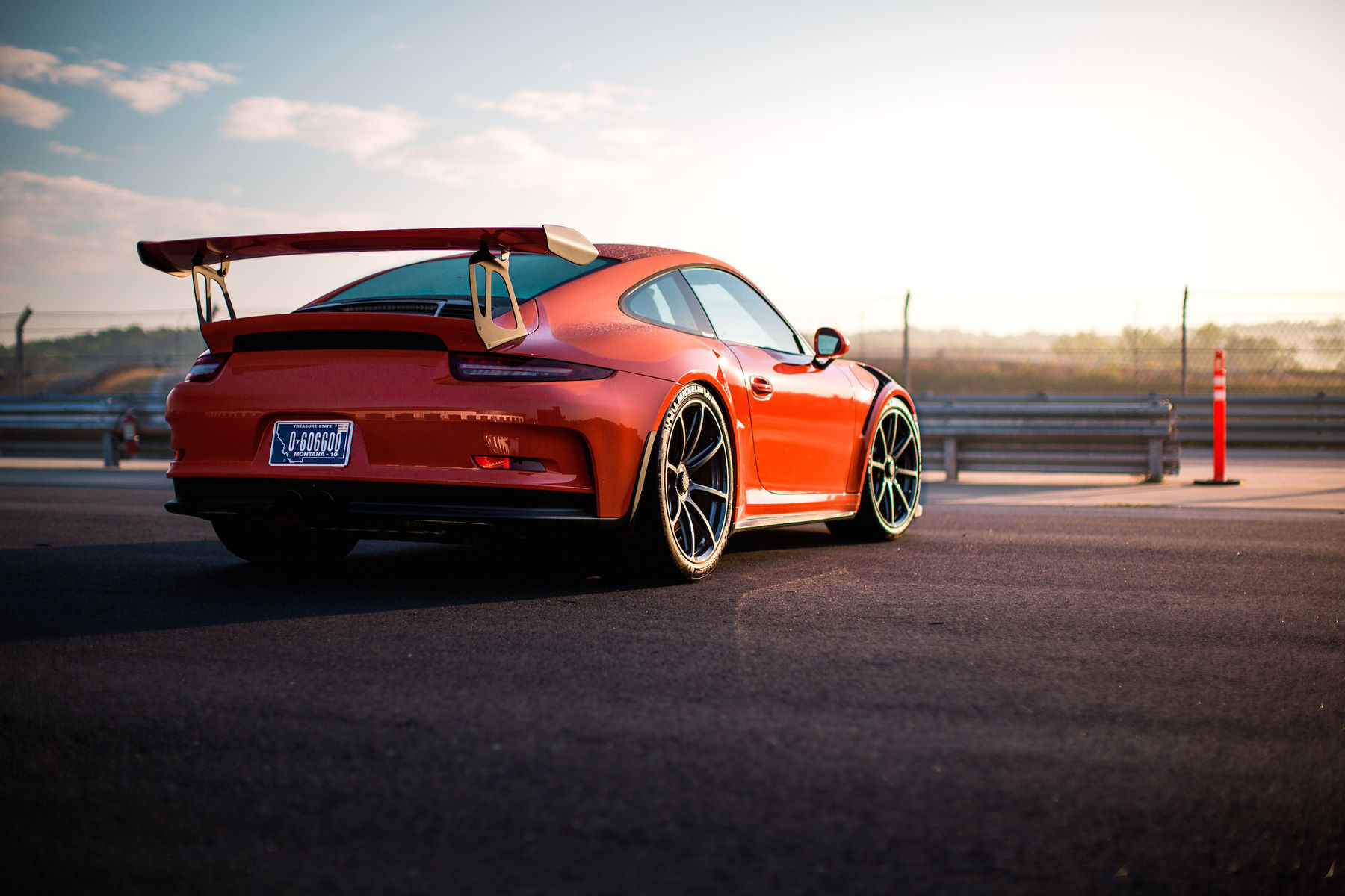 2016 Porsche 911 | Seth Thomas' Porsche 991 GT3RS on Forgeline One Piece Forged Monoblock GE1 Wheels