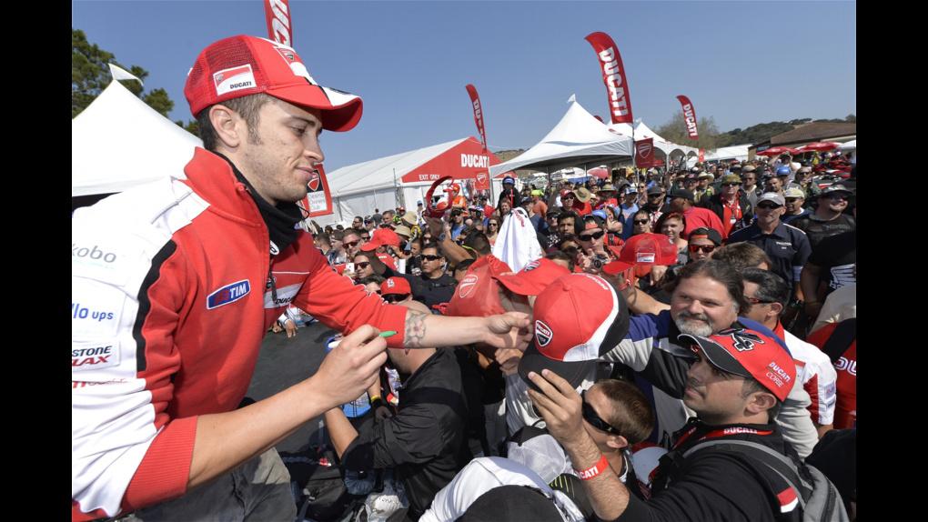 2013 Ducati  | 2013 MotoGP - Laguna Seca - Dovi