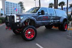 American Force Wheels SEMA 2015 - Ford Truck