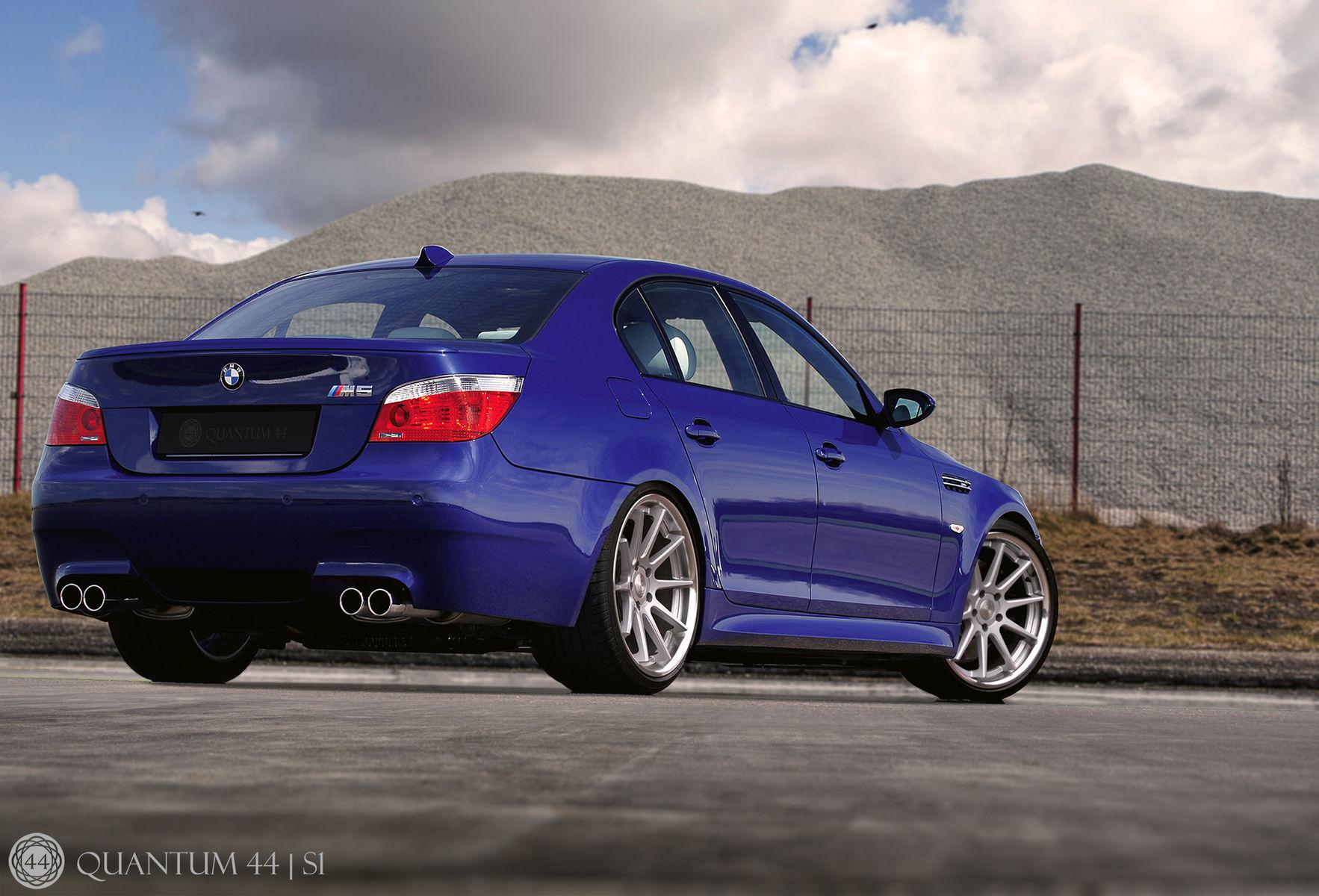 BMW M5 | Quantum44 S1 + BMW M5