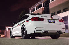 The Wrapped M4 - Rear End
