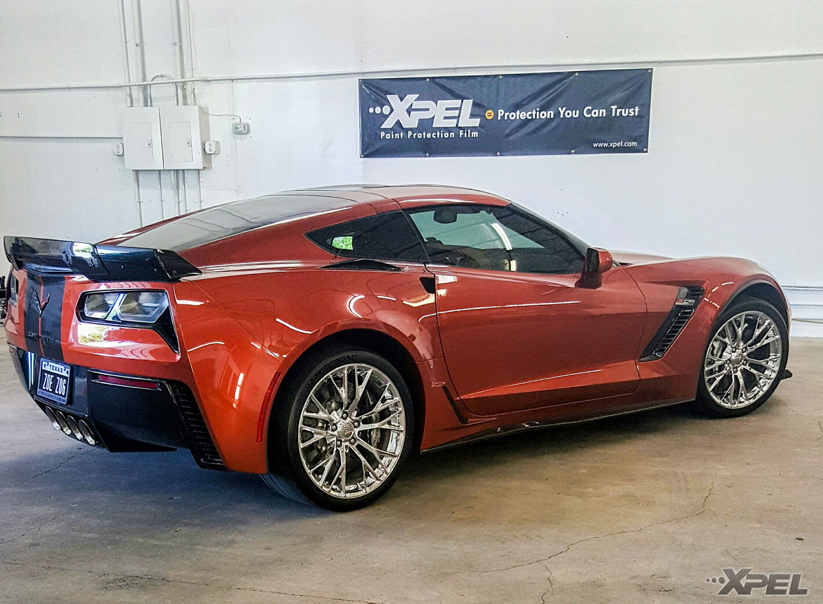Chevrolet Corvette | Corvette Invasion