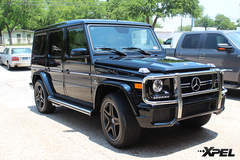 Mercedes-Benz G63 with XPEL ULTIMATE