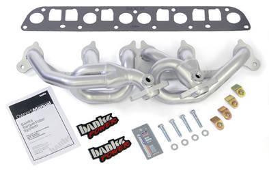 TorqueTubes® Exhaust Manifold, 4.0L Jeep