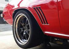 Camaro on Forgeline GA3 Wheels