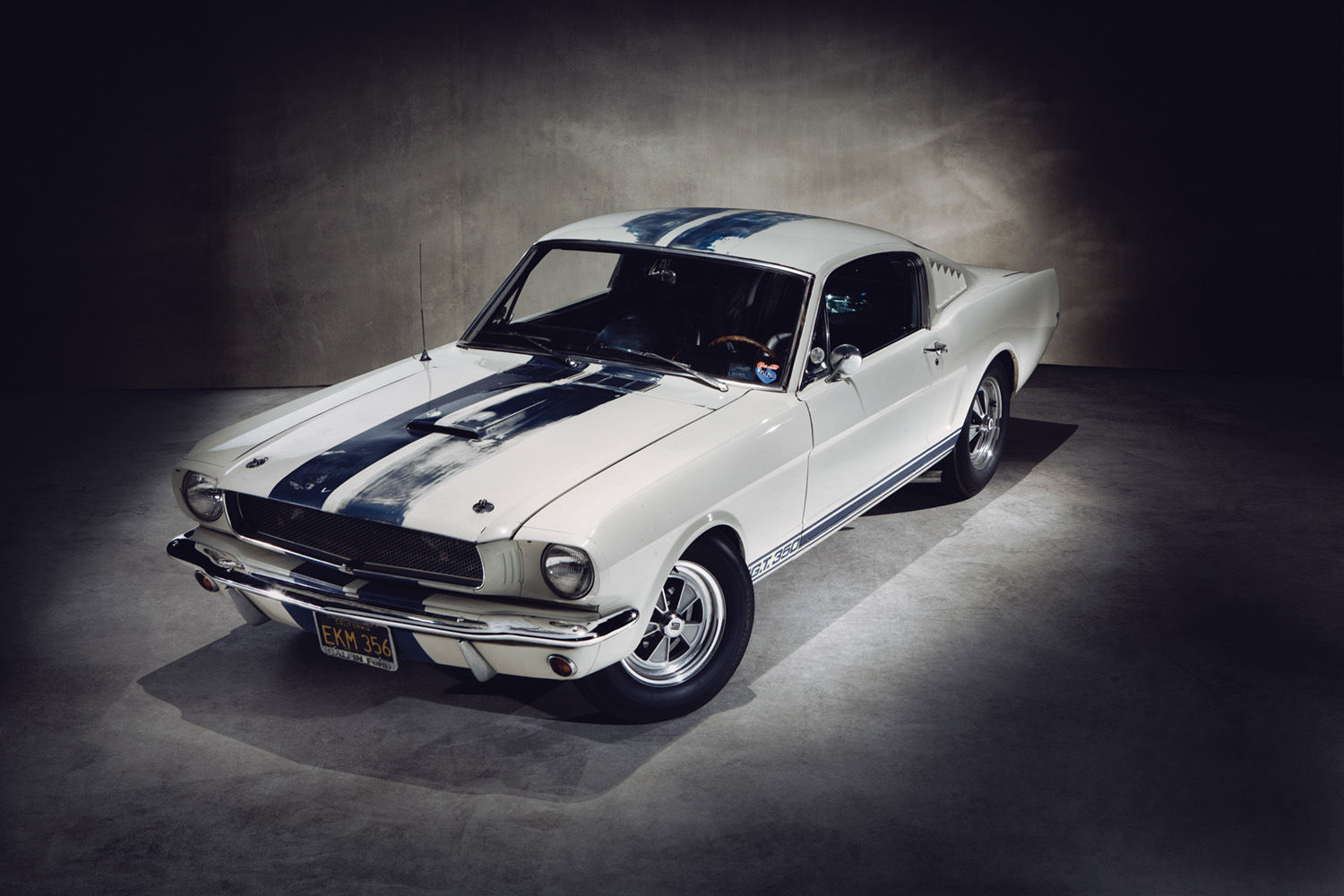 1965 Ford GT350 | 1965 GT350 Barn Find Front Three Quarters