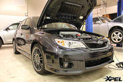 Subaru WRX STi with XPEL ULTIMATE