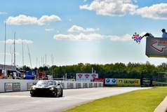 Stevenson Motorsports Wins CTSC GS at Canadian Tire Motorsports Park With Their New Camaro GT4.R on Forgeline One Piece Forged Monoblock GS1R Wheels